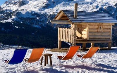 Skifahren im Sommer