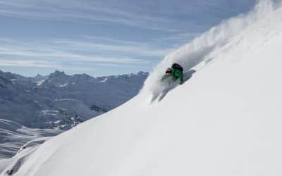 Die größten Skigebiete in Österreich